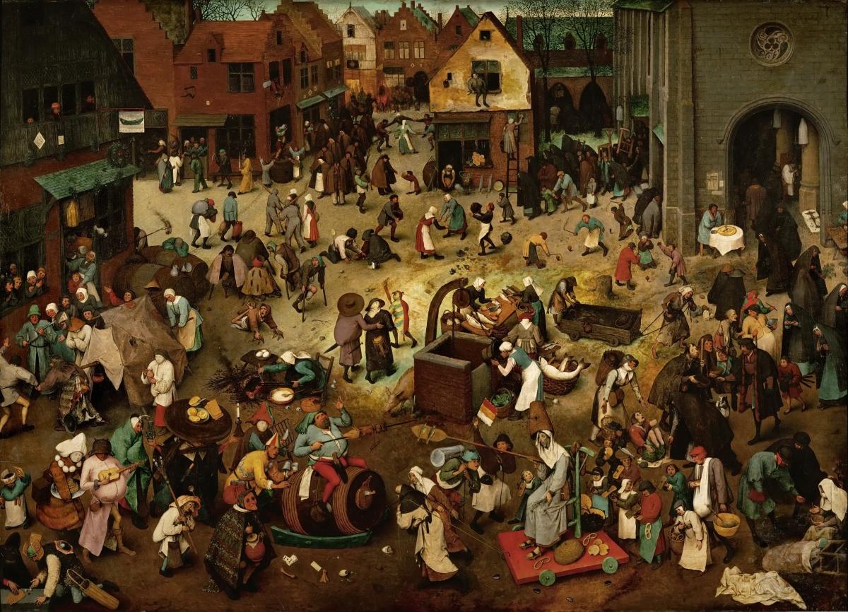 El Carnaval: ¿revolución popular o placebo burgués?